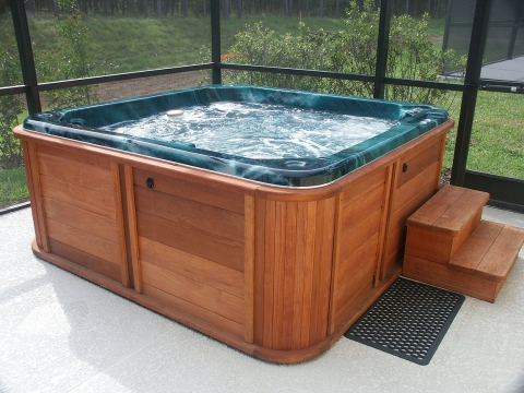 3 Things to Know when Buying a Hot Tub Picture