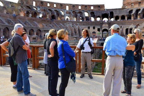 Get paid to travel the world - becoming an international tour guide
