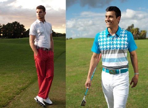 Golf Style Guidelines Picture