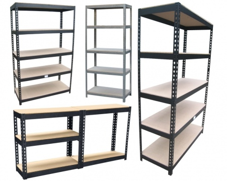 Heavy duty shelving systems benefits and features worth considering_1