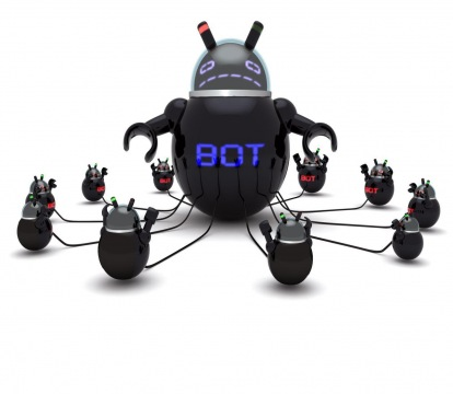 How Does a Botnet Work Picture