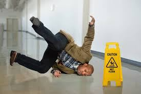 How to correctly handle a slip and fall accident 2