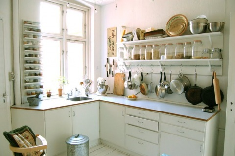 How to Optimize a Small Kitchen