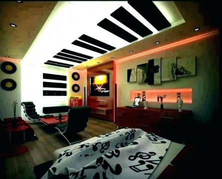 Music-Themed Home Decor for Music Lovers