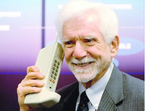 The History of Mobile Phones Picture
