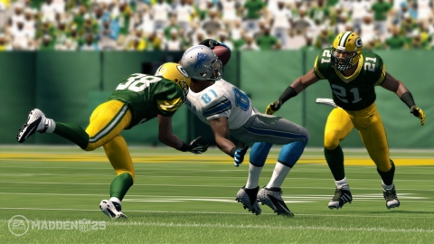 The Madden 25 (for XBOX 360) Review Picture