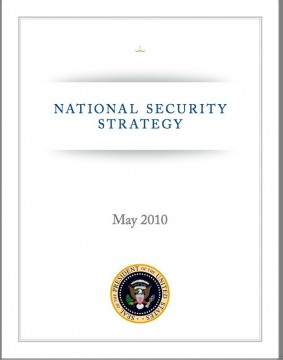 The National Security Strategy Document Picture