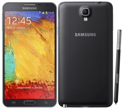 The New Samsung Galaxy Note 3 Neo Picture