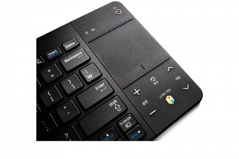 The Samsung Wireless Keyboard Picture