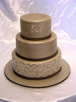 Wedding cake: ideas and trends