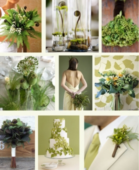 Wedding trends for 2012