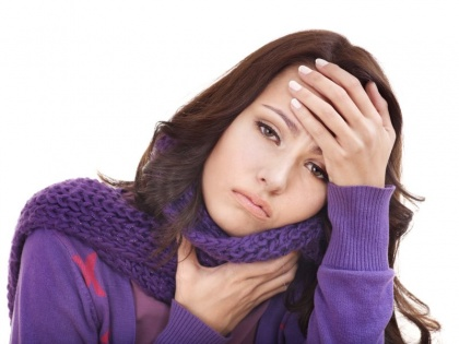 What are the symptoms of strep throat?